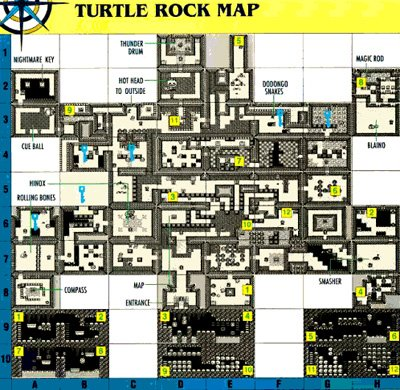 Gb Zelda Maps